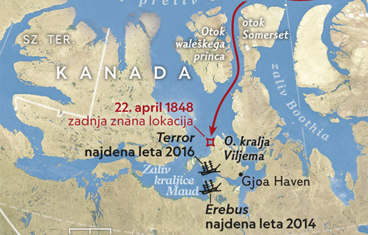 Arktična skrivnost