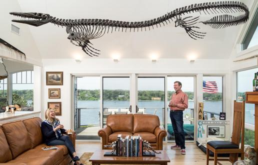 Dinozaver v sobi