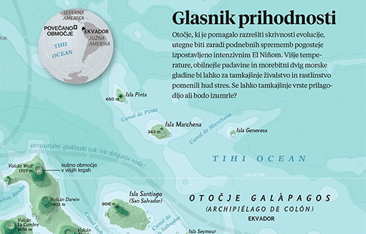 Galápagos v težavah