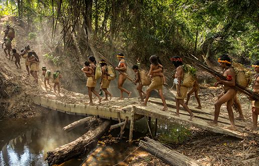 Ljudstva Amazonije