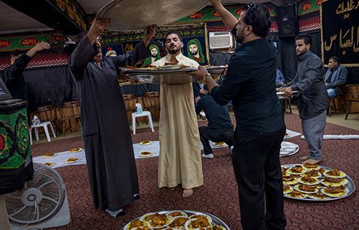 Muslimani v Ameriki