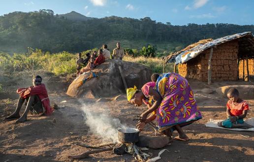 Novi začetki v Mozambiku