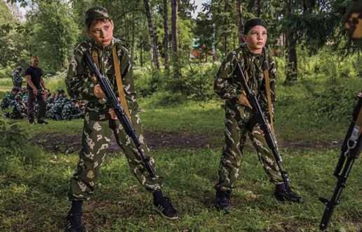 Putinova generacija