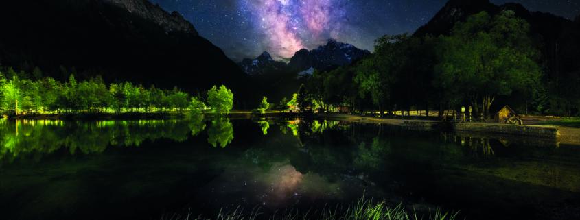 Pod zvezdami