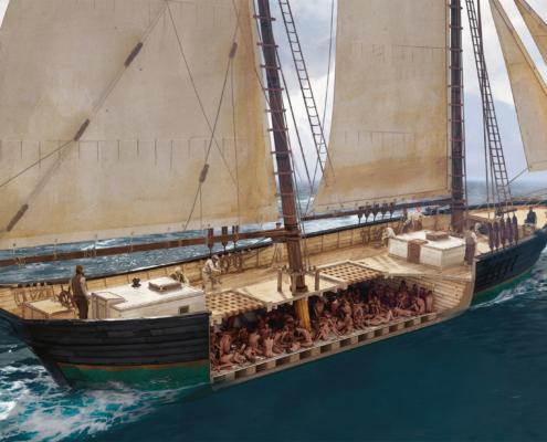 Zadnja suženjska ladja