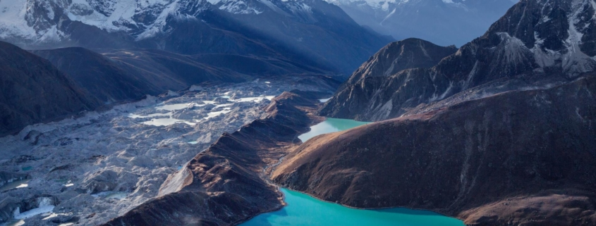 Ledeniška jezera