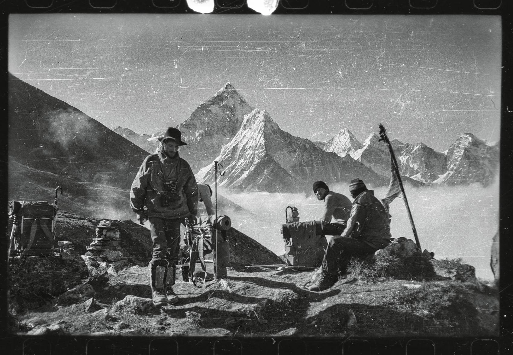 Slovenci na Himalaji