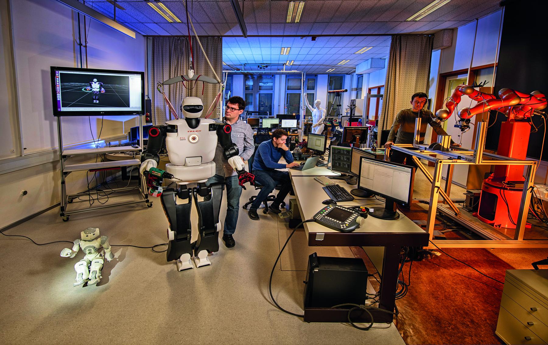Robotika v Sloveniji