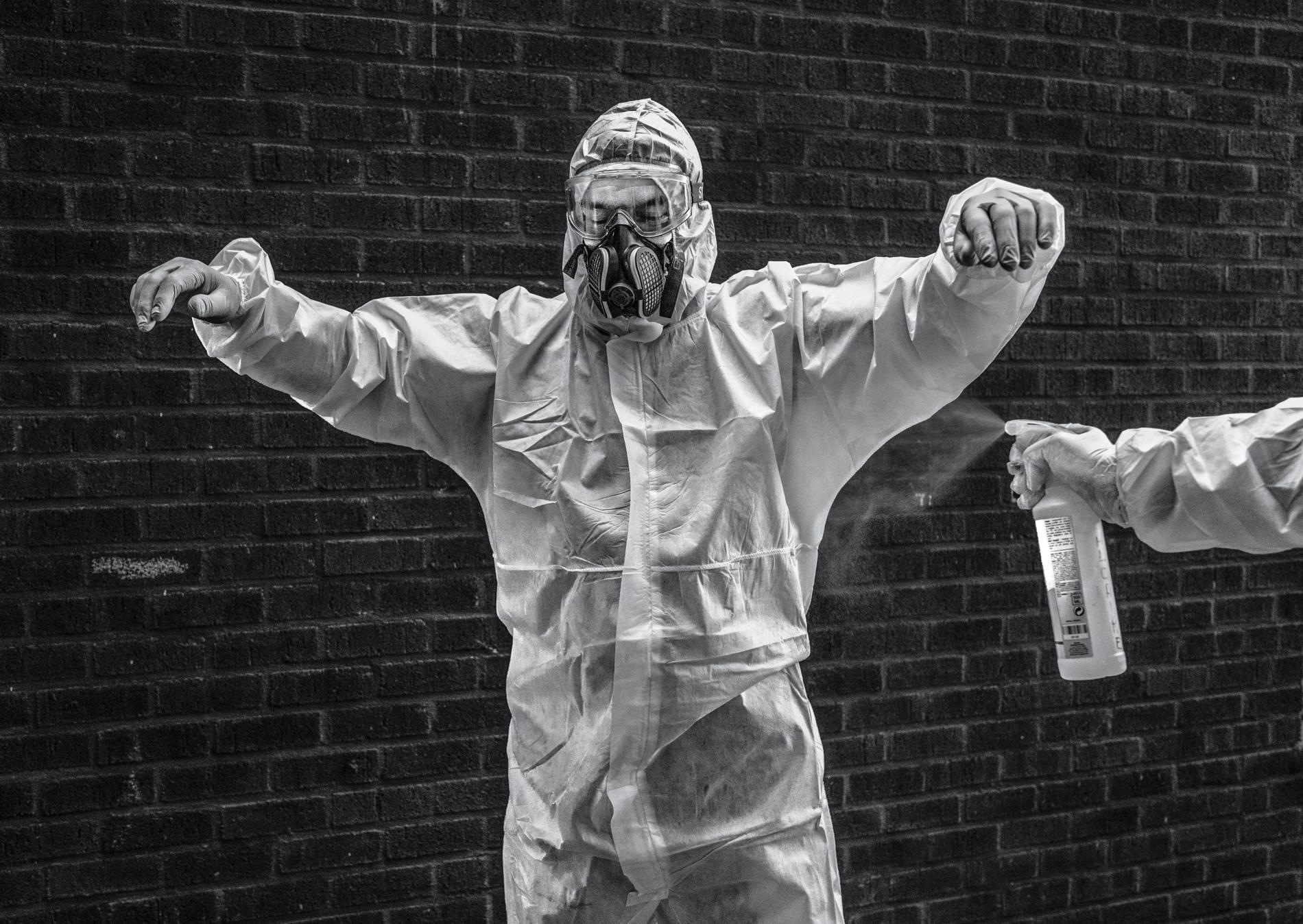 Svet v primežu virusa: BELGIJA