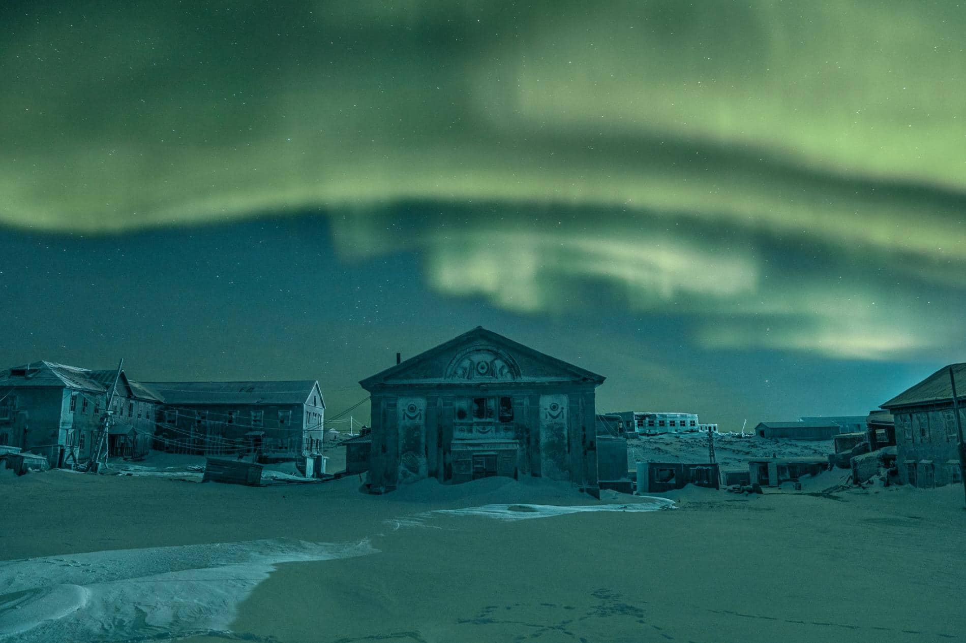 Arktično sanjarjenje