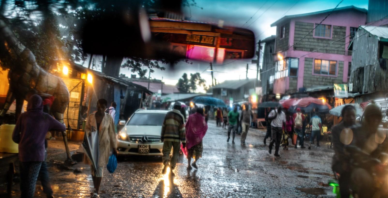 SVET V PRIMEŽU VIRUSA: Kenija