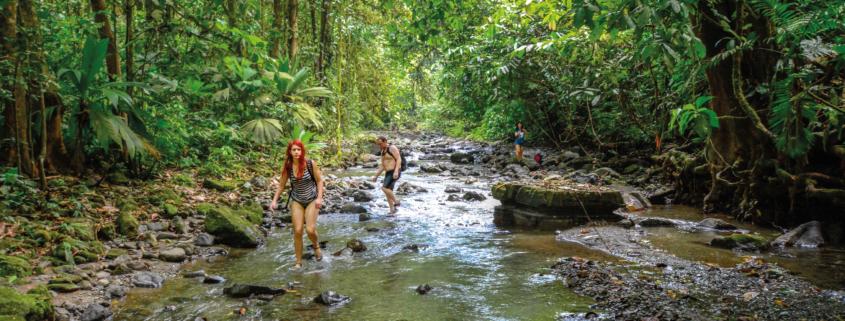Kostarika študenti