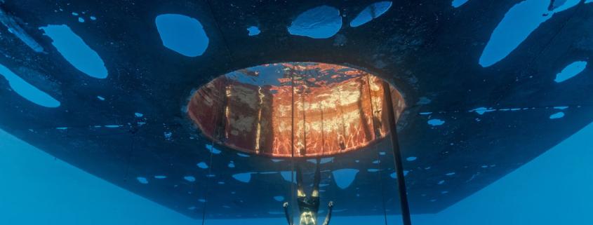 28 dni pod morjem