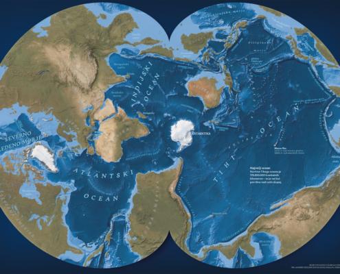 Planet oceanov