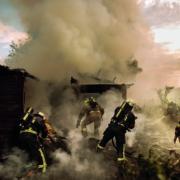 Prostovoljni gasilci