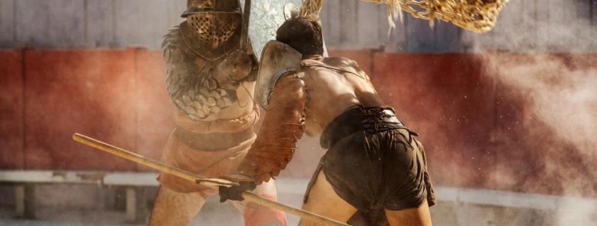 Gladiatorske igre