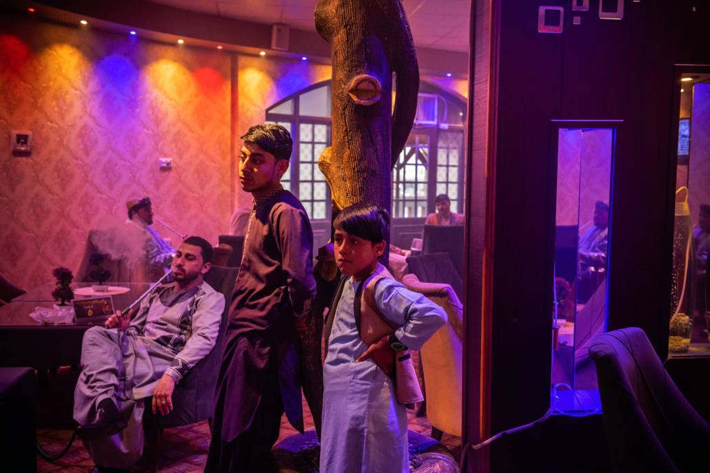 Afganistan 2021
